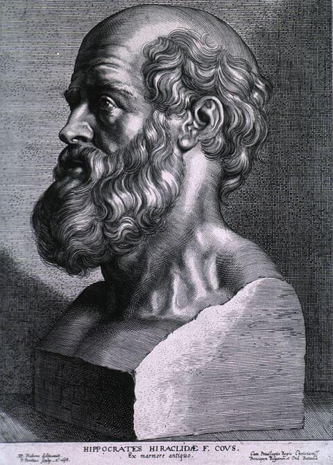 希波克拉底(Hippocrates)圖片