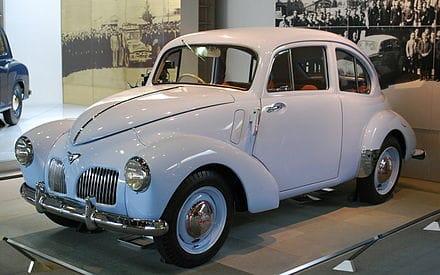 豐田汽車1947年代的車款