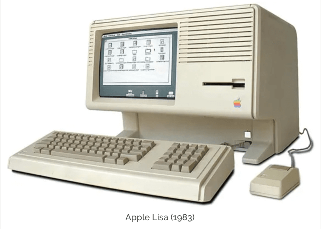 Apple Lisa照片01
