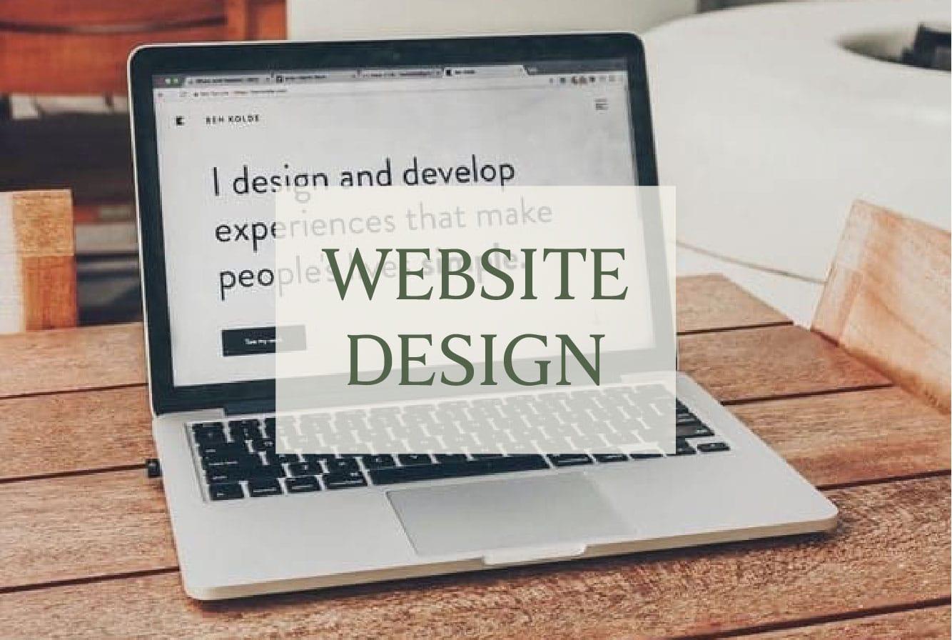 個人/品牌形象官網設計&架設、優化